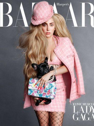 Bazaar- Lady Gaga