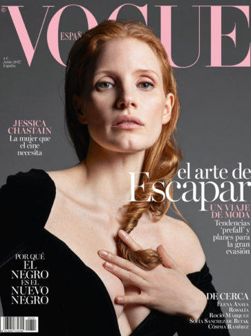 Vogue- Escapar