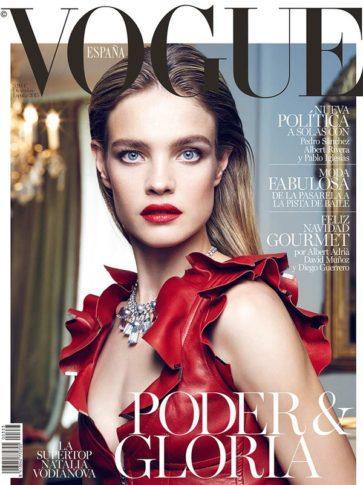 Vogue- Poder y Gloria