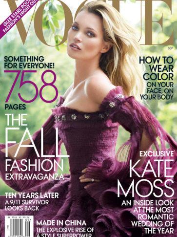 Vogue- Kate Moss
